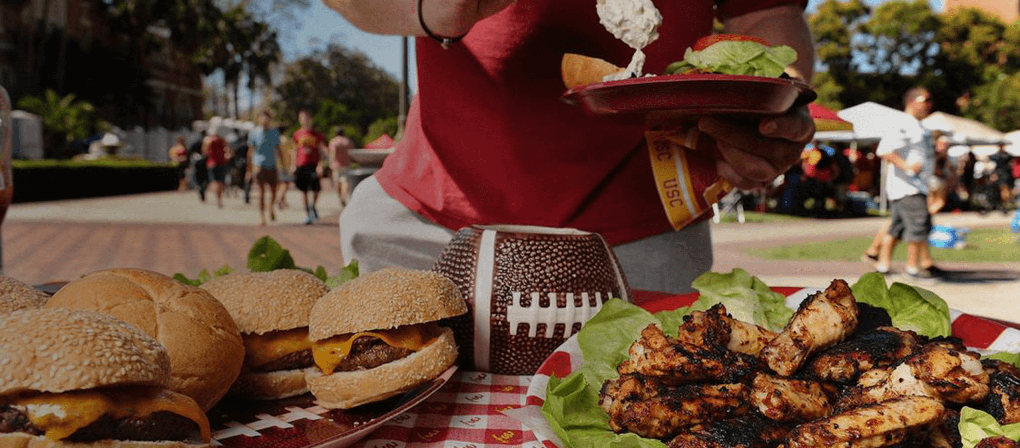 Redesigning USC's Game Day Experience