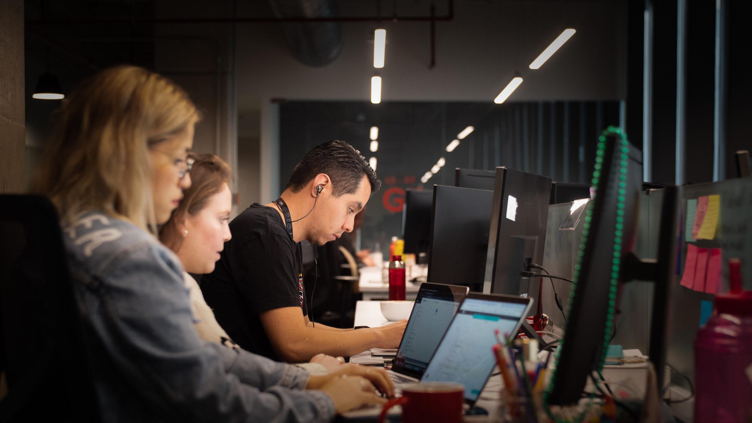Product development team