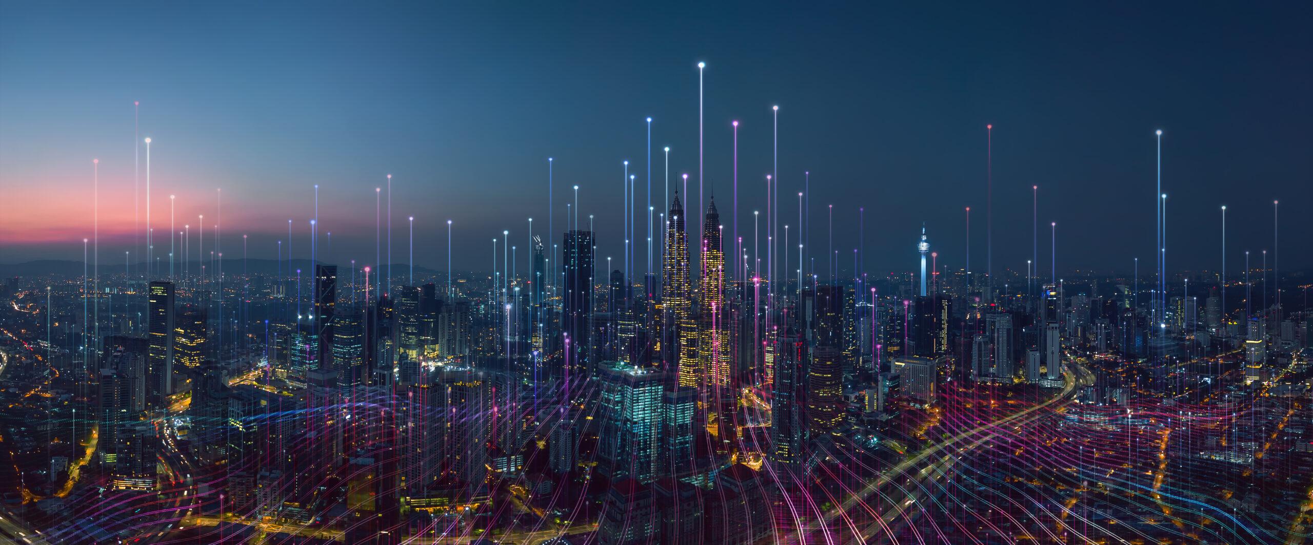 cityscape technology